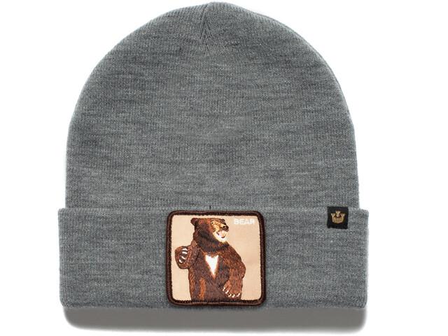 Goorin Bros. Lover Bear Casquette, grey